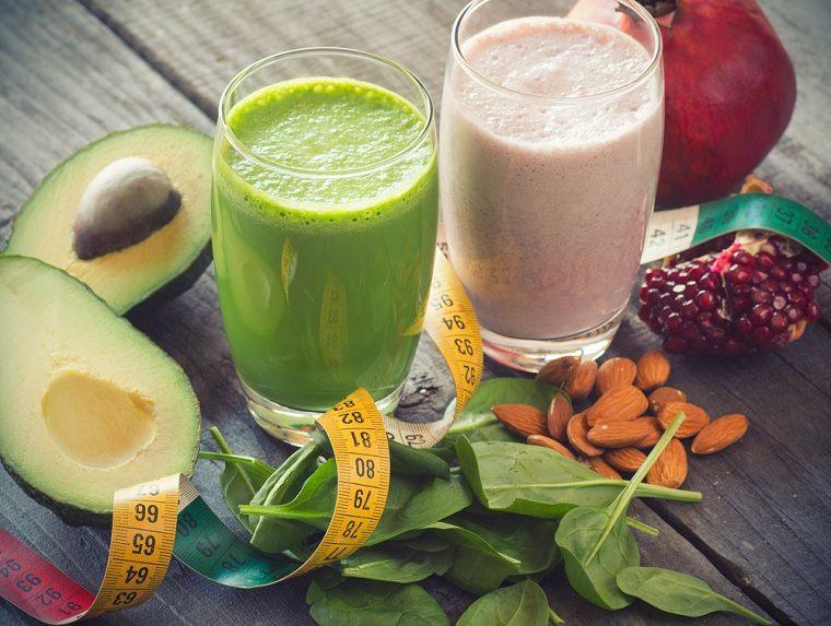 Batidos para perder peso metabolismo