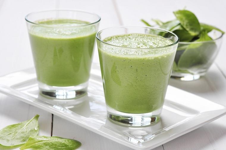 batidos-verdes-leche-receta
