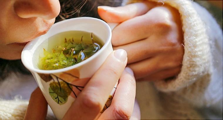 tipos de infusiones y tés desintoxicantes