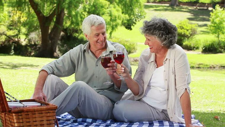 beneficios del vino tinto longevidad