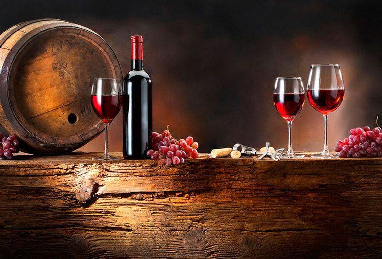 beneficios del vino tinto producto
