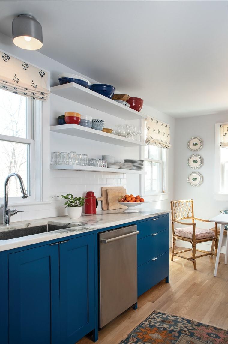 color pantone 2020-muebles-cocina