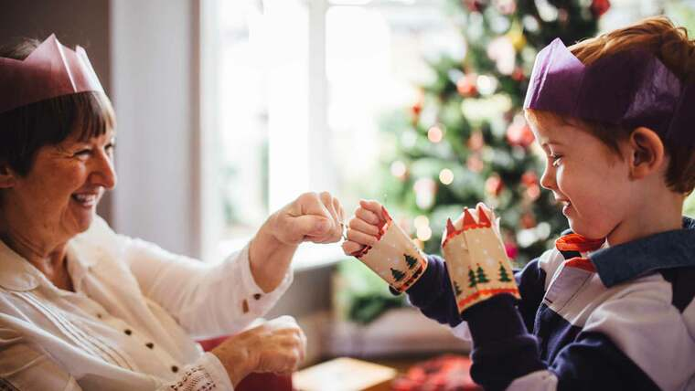 cómo controlar el estrés abuela