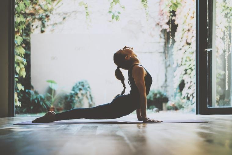cómo controlar el estrés movimiento