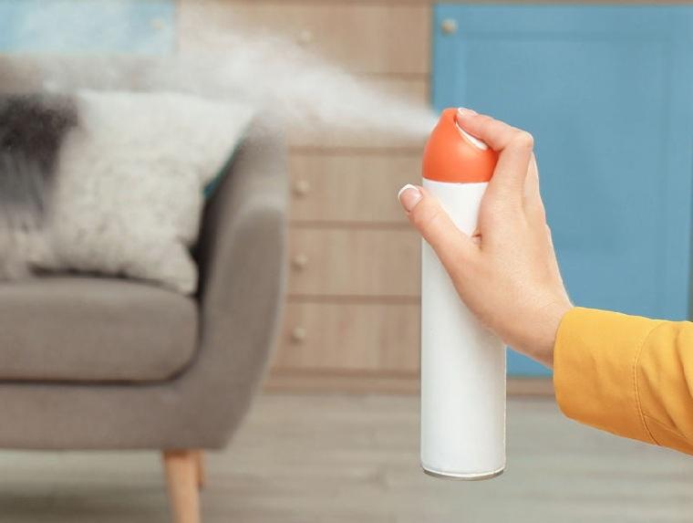 cómo organizar la casa-desodorantes
