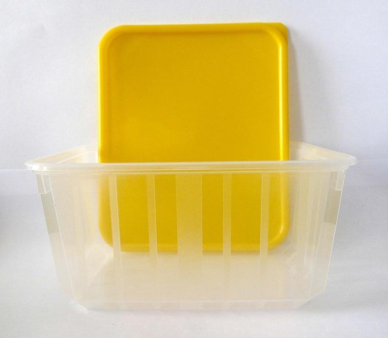 cómo organizar la casa-plastico