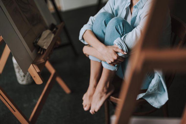 cómo se quita el hipo sentada