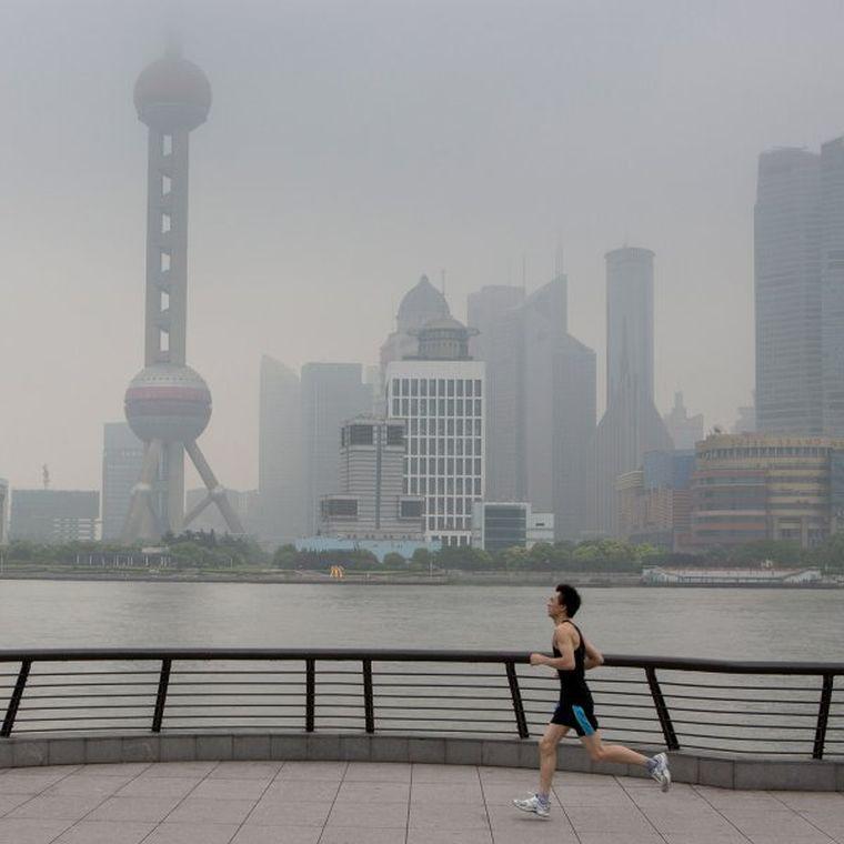 contaminación del aire ejercicio