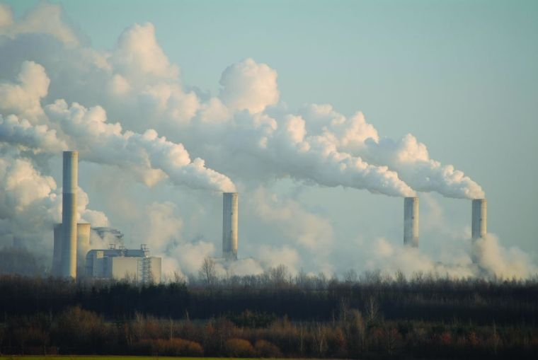 contaminación del aire fabricass