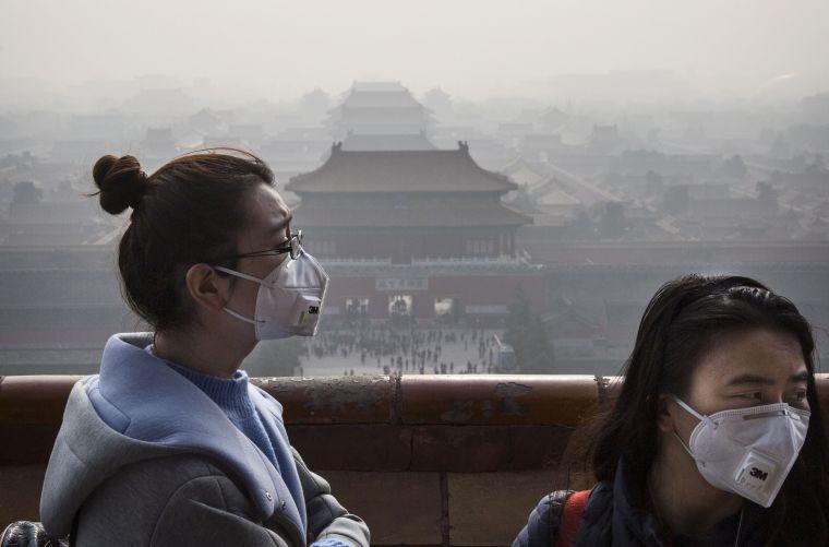 contaminación del aire hollin