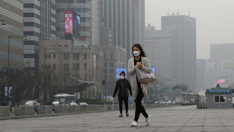 contaminación del aire peligro