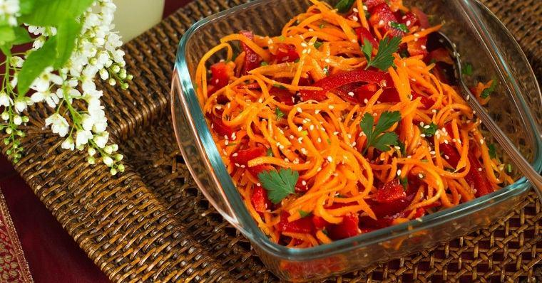 dieta-para-embarazadas-zanahorias-pimientos