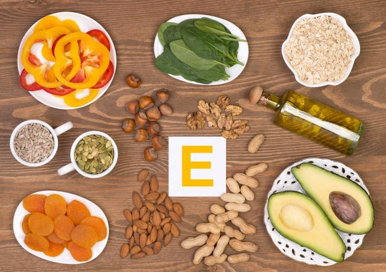 dieta-para-la-menopausia-vitamina-E