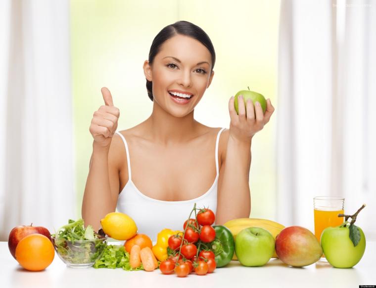 frutas y verduras bueno