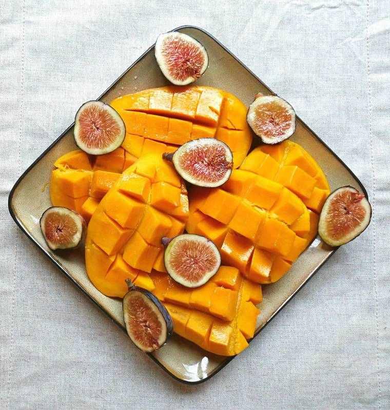 frutas y verduras higos