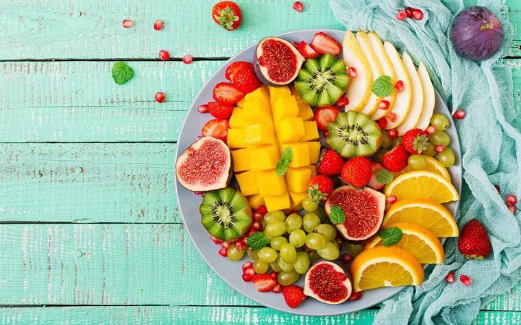 frutas y verduras mango