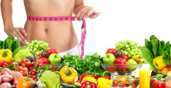 frutas y verduras peso