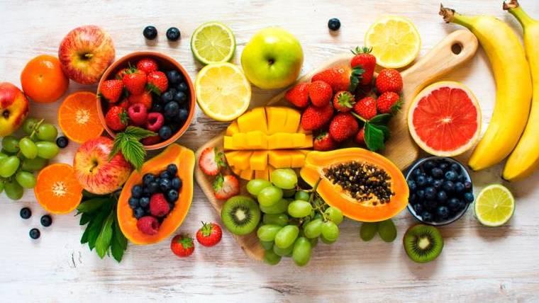 frutas y verduras salud
