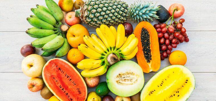 frutas y verduras saludale