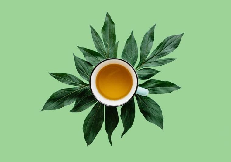 té de desintoxicación