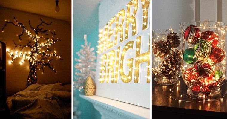 iluminación navideña inicio