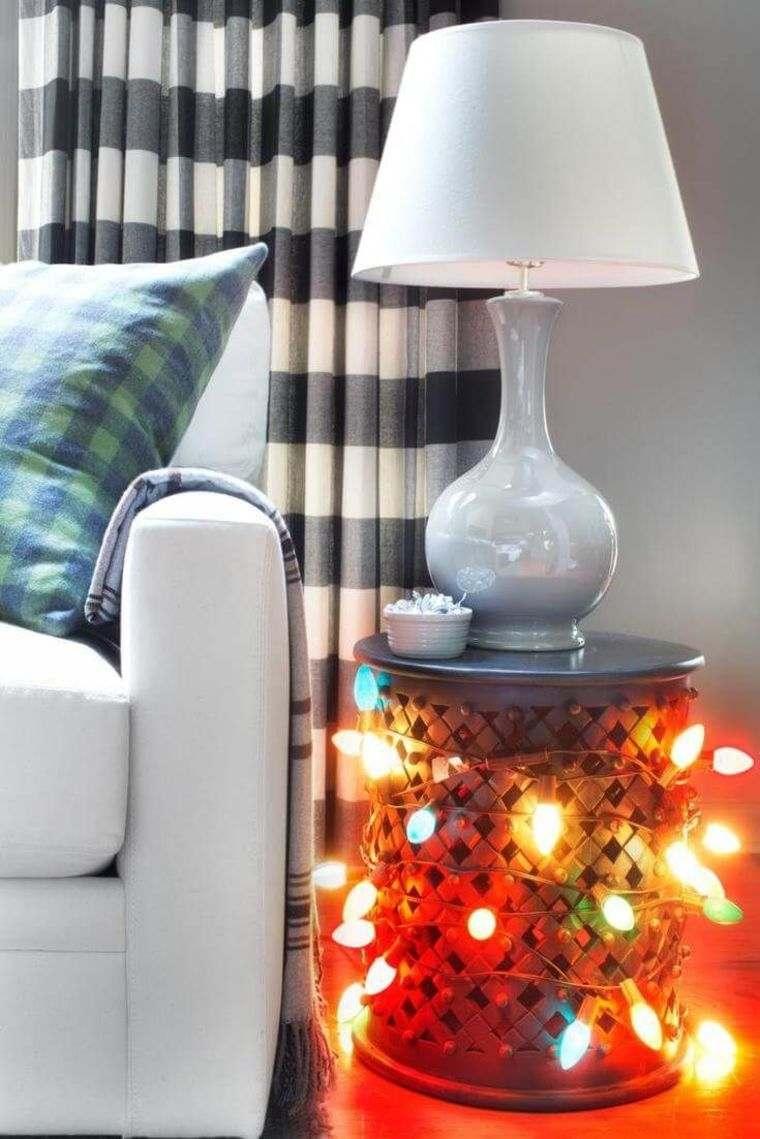 iluminación navideña lampara