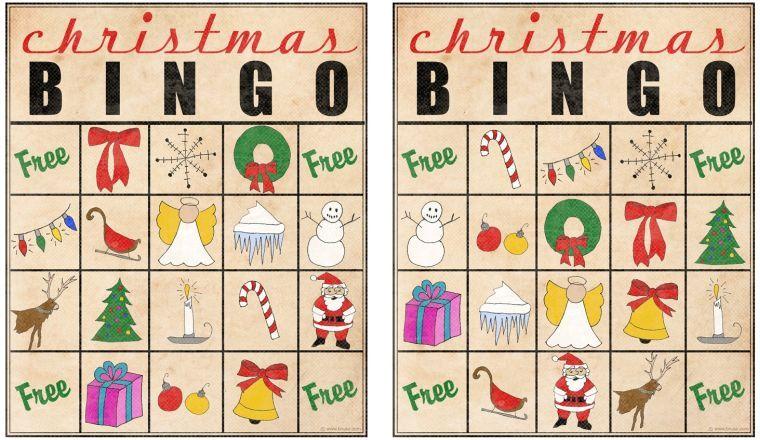 juegos de navidad bingoo
