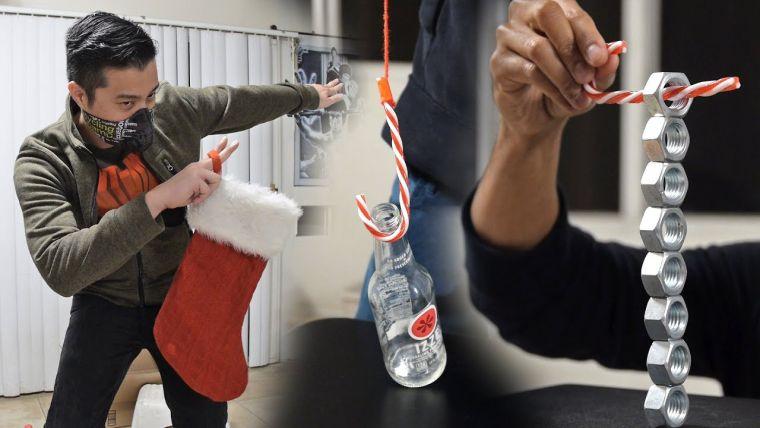 juegos de navidad bota