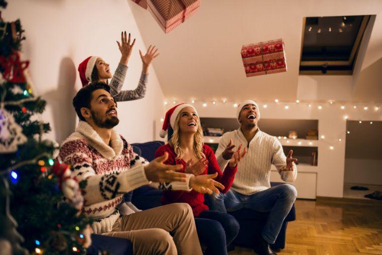 juegos de navidad festividad