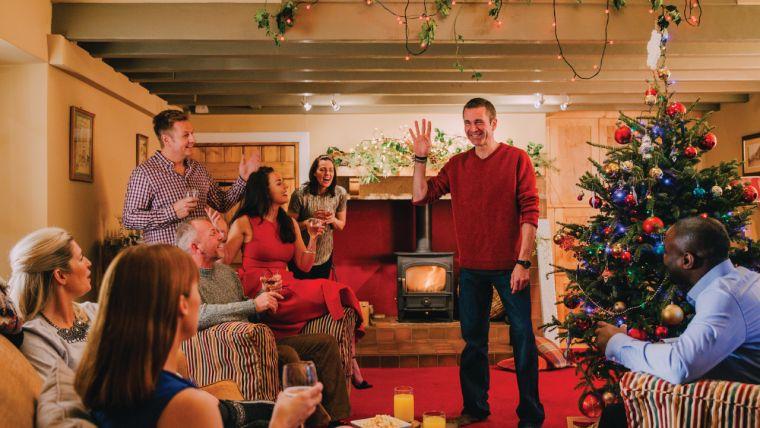 juegos de navidad fiesta