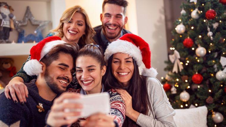 juegos de navidad foto