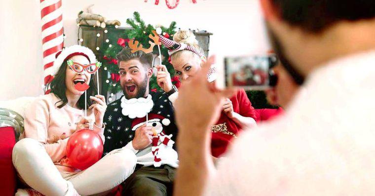 juegos de navidad fotos