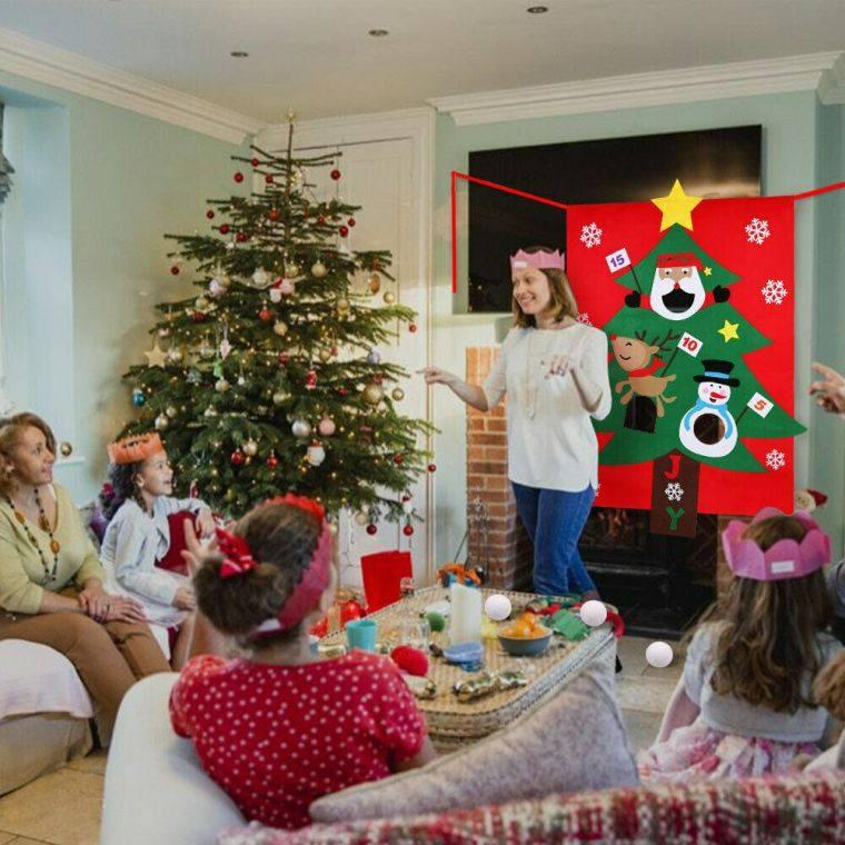 juegos de navidad grupo