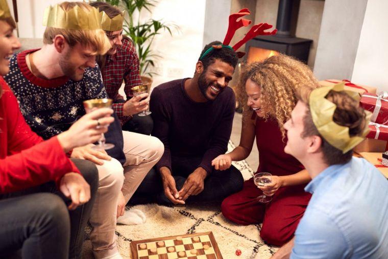 juegos de navidad mesa