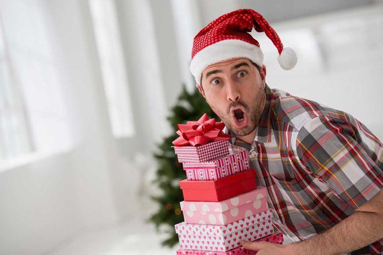 juegos de navidad regalos