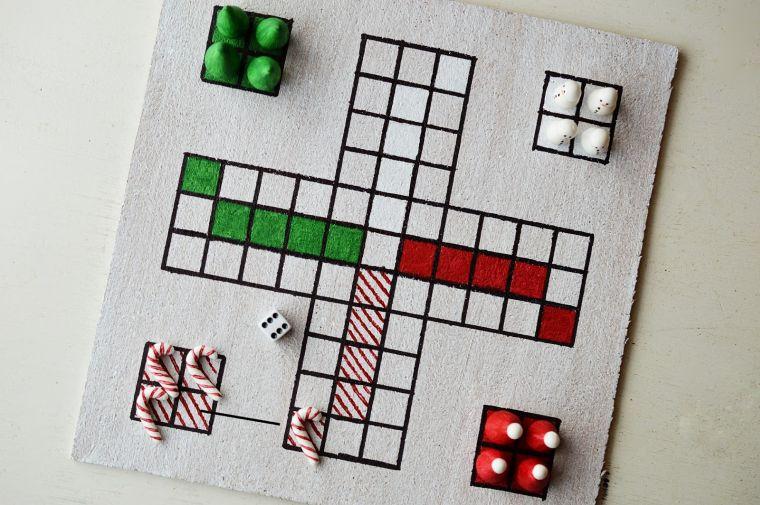 juegos de navidad tablero