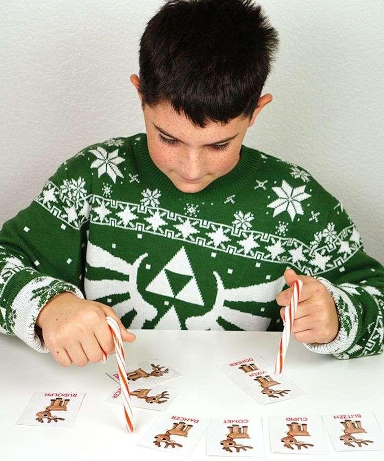 juegos de navidad tarjetas