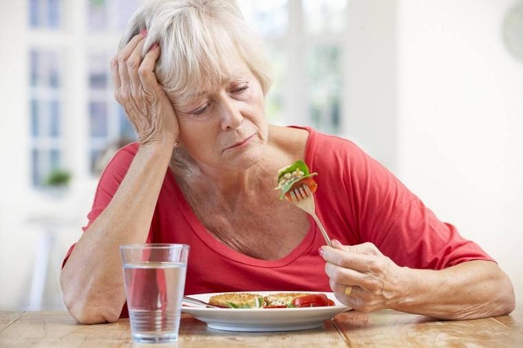 Pérdida de apetito causas-comunes