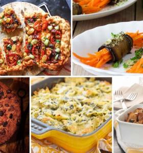 recetas vegetarianas inicio