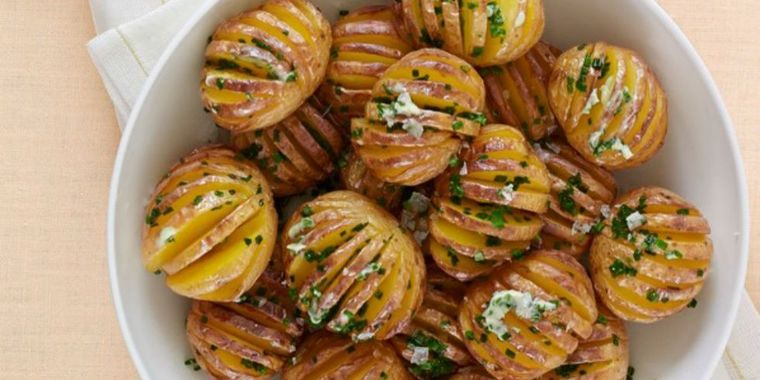 recetas vegetarianas papas