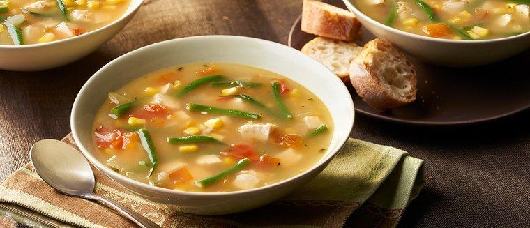 recetas vegetarianas sopas