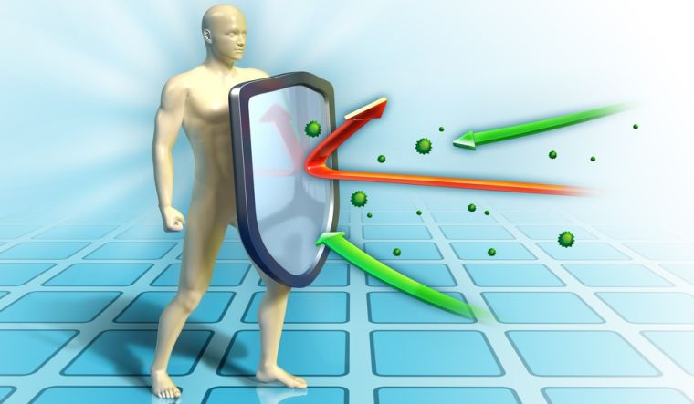sistema inmune escudos