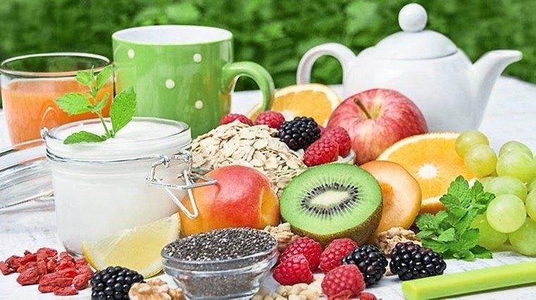 sistema inmunológico alimentos