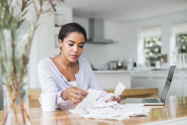 tareas del hogar facturas