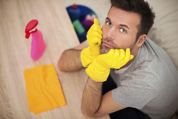 tareas del hogar hombres
