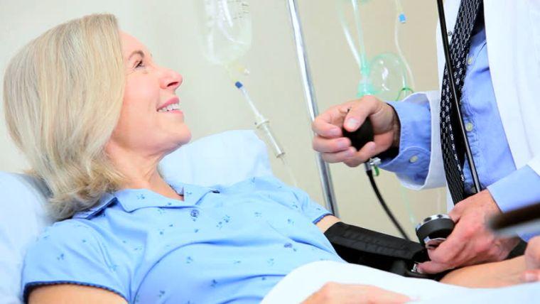 tareas del hogar hospitalizada