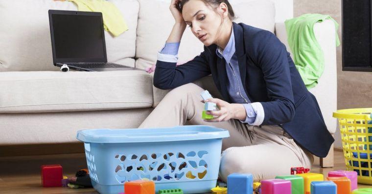 tareas del hogar juguetes