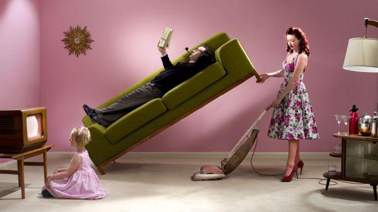 tareas del hogar multiles