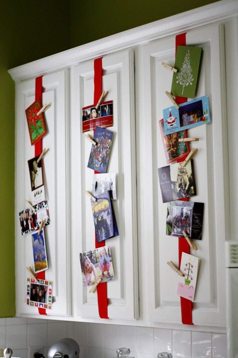 tarjetas de navidad cocina