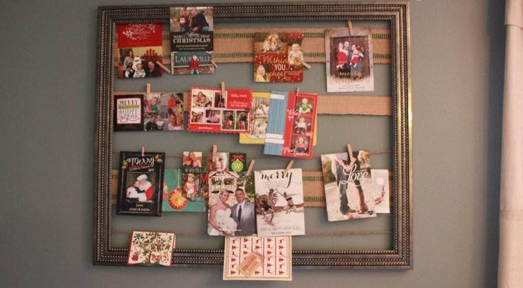 tarjetas de navidad cuadroo